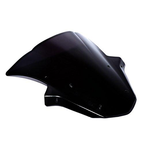 XMT-MOTO Double Bubble Windshield Windscreen For KAWASAKI Ninja ZX10R 2011 2012 2013 2014 2015