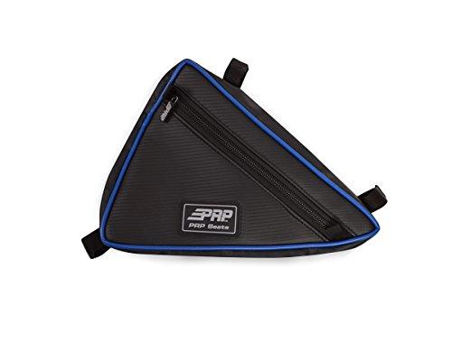 PRP Seats E51-I Blue Triangle Bag for Yamaha YXZ