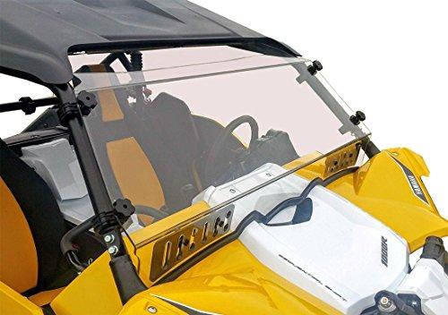 Yamaha YXZ 1000-R Full Venting Windshield With Hard Coat