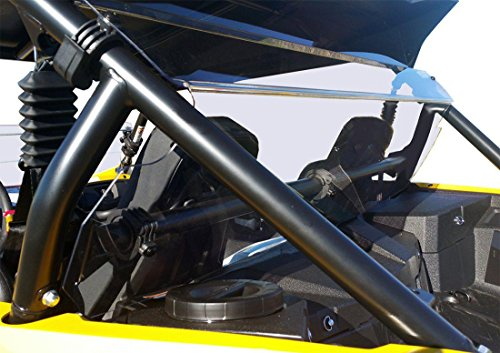 Yamaha YXZ Rear Polycarbonate Windshield