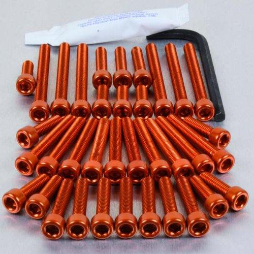 Aluminium Engine Kit KTM 1190 RC8 Orange
