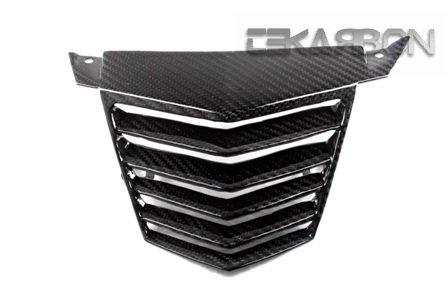 2012 - 2013 KTM Duke 200 125 Carbon Fiber V Panel