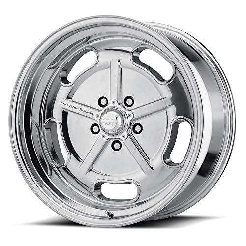 American Racing Salt Custom Wheel - VN511 Flat Polished Rims - 20 x 8 0 Offset 5x127 Bolt Pattern 783mm Hub