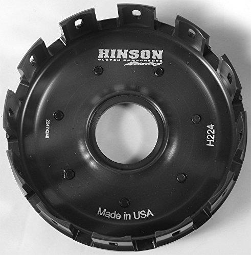 04-09 HONDA TRX450R Hinson Billet Clutch Basket