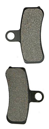 CNBK Front Brake Pads Semi-met fit for HARLEY DAVIDSON Street Bike FLD1690 FLD 1690 Switchback 12 13 14 15 2012 2013 2014 2015 1 Pair2 Pads