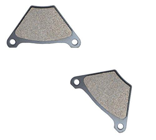 CNBK Front Brake Shoe Pads Semi Metallic fit for HARLEY DAVIDSON Street Bike FLH1200 FLH 1200 74 75 76 1974 1975 1976 1 Pair2 Pads