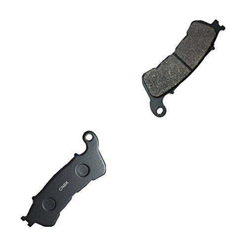 CNBK Front Right Brake Pads Carbon for HARLEY DAVIDSON Street Bike XL1200 XL 1200 V Seventy-Two 14 15 2014 2015 1 Pair2 Pads