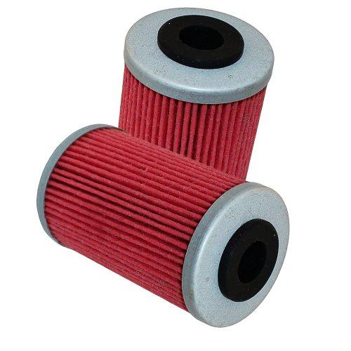 2 Pack Oil Filter KTM 690 ENDURO R DUKE R 2008 2009 2010 2011 2012 2013