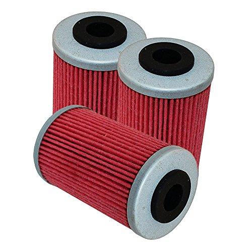 3 PACK Oil Filter FITS KTM 640 LC4 RALLYE DAKAR 125 DUKE 200 DUKE 1997 2011-2014