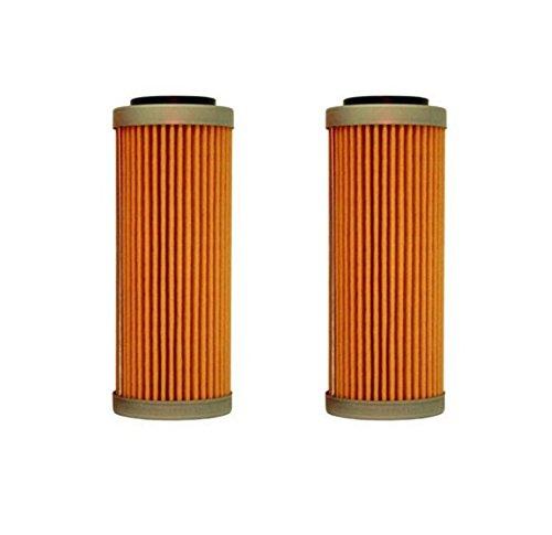 NEW OEM KTM OIL FILTERS 2 PACK 350 400 450 500 530 EXC-F SX-F XC-F XCF-W FACT ED 77338005100