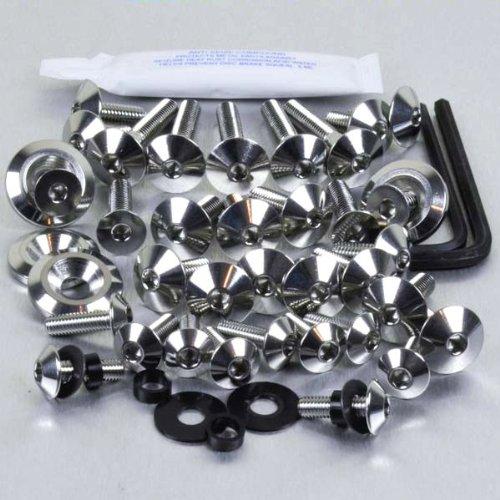 Stainless Steel Fairing Kit Suzuki DRZ 400