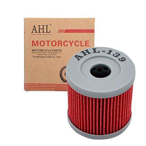 AHL 139 Oil Filter for Suzuki DRZ400SM DRZ400 SM 400 2005-2010