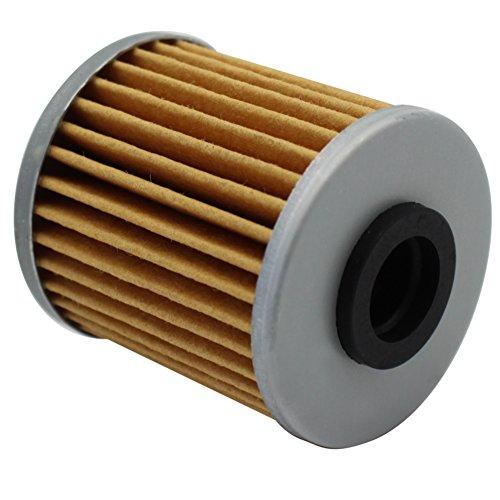 Cyleto Oil Filter for SUZUKI 250 400 RMZ 250 RM-Z250 2004-2015  RMZ 450 2005-2015