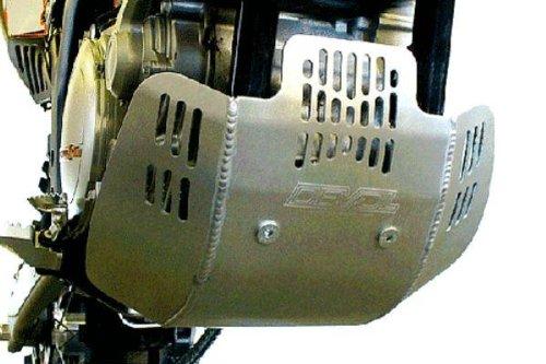 Devol Skid Plate Aluminum for Suzuki RM-Z250 RMZ 250 10-11