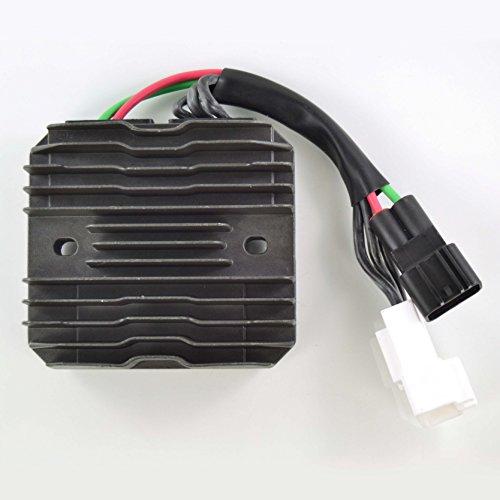 Voltage Regulator Rectifier For Suzuki Boulevard C109 M109 R Burgman AN 650 1800 2003-2009 OEM Repl 32800-10G10 32800-10G20 32800-10G00