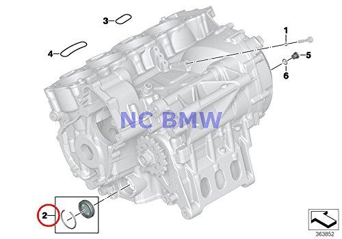 BMW Genuine Engine Block Oil Level Indicator R1100GS R1100R R850 R1100RS R1100S R1100RT R1200C R1200 Montauk R1200C Independent K1 K100RS K1100LT K1100RS K1200LT K1200RS R1200GS R1200GS Adventure HP2