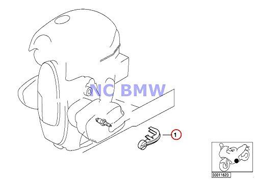 BMW Genuine Motorcycle Spark Plug Cover Spark Plug Cover R1100R R850 R1200C R1200C Independent