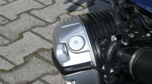 BMW R1200 Basic Oil Fill Plug Silver not R1200C HOR-0015