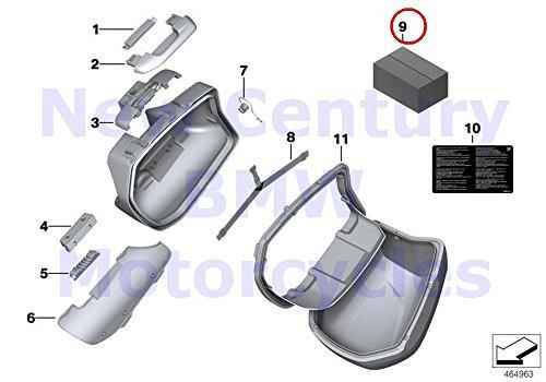 BMW Genuine Motorcycle Case Fastening Set R1200S K1200S K1300S K1200R K1200R Sport K1300R S1000XR R1200R F800GT F800S F800ST F800R