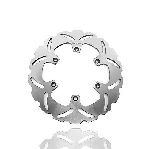 MC MOTOPARTS Rear Brake Disc Rotor 1 Piece For BMW F 650 CS 02-07 02 03 04 05 06 07