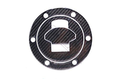 Carbon Fiber Fuel Gas Tank Petrol Cap Pad Protector Sticker Badge Decal for BMW R1200RT 05-09R1200GSADV 04-07R1200ST 05-08K1200SRRSGTLT ALLF650CSGSDAKAR ALLR1150RRTGSADV ALL 12