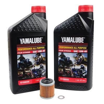 Tusk 4-Stroke Oil Change Kit -Fits Yamaha YZ250F 2003-2015