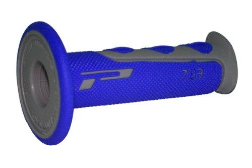 Pro Grip 793 Evo MX Grips - GreyBlue