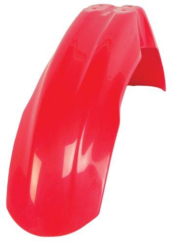 Acerbis Front Fender Red for Honda CR-125250 CRF-250450