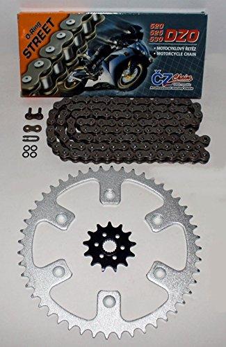 Honda 1987-2003 CR125 CZ DZO O Ring Chain Sprocket 1249 114L
