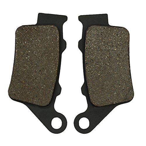 Cyleto Rear Brake Pads for HUSQVARNA CR125 CR 125 1995 1996 1997 1998 1999 2000 2001 2002 2003 2004