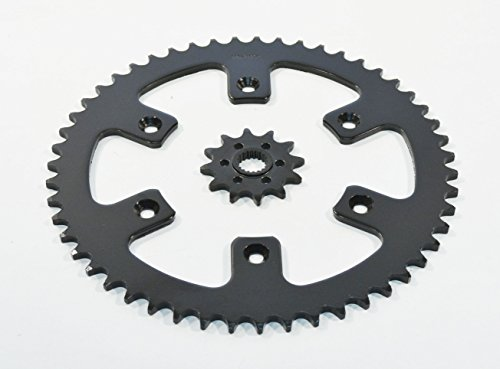 1987-2003 Honda CR125 R 125 12 Tooth Front And 51 Tooth Rear Sprocket