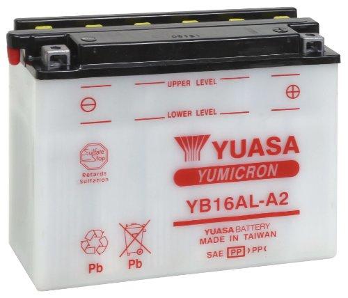 Yuasa YUAM22162 YB16AL-A2 Battery