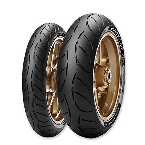 Metzeler Sportec M7 RR 16060ZR17 Rear Tire