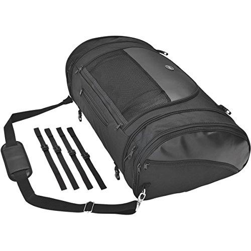 Hopnel H50-113BK Deluxe Expander Rack bag