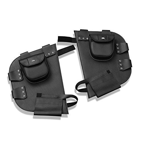 Hopnel HD90-117BK Black Classic Pac-A-Derm