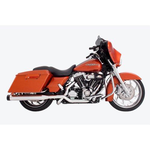 Rinehart 100-0200 4 Xtreme True Dual System for Harley-Davidson Touring 2009-2016