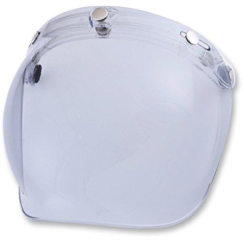 AFX 0131-0094 Vintage 3-Snap Flip Bubble Shield - Clear
