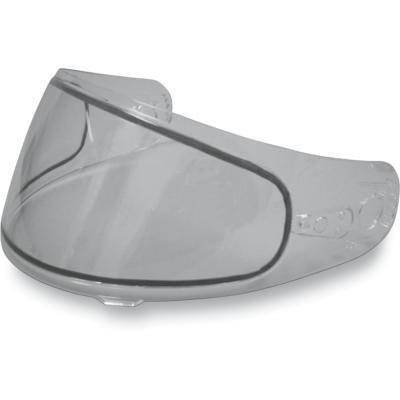 AFX AMPD Dual-Lens Snow Shield - Clear 0130-0354
