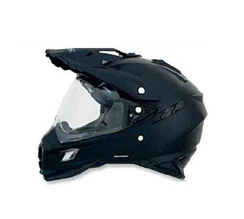 AFX FX-41DS Solid Helmet  Gender MensUnisex Helmet Type Offroad Helmets Helmet Category Offroad Distinct Name Flat Black Primary Color Black Size 2XL 0110-3741