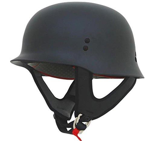 AFX FX-88 Solid Helmet  Distinct Name Flat Black Gender MensUnisex Helmet Category Street Helmet Type Half Helmets Primary Color Black Size Md 0103-1066