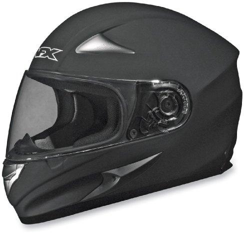 AFX FX-90 Solid Helmet  Size Lg Primary Color Black Distinct Name Flat Black Gender MensUnisex Helmet Type Full-face Helmets Helmet Category Street 0101-3346