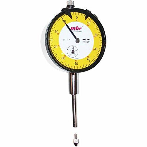 Feuling 1in Dial Indicator for Crankshaft Run Out Gear Drive Backlash Measuring Tool 9016