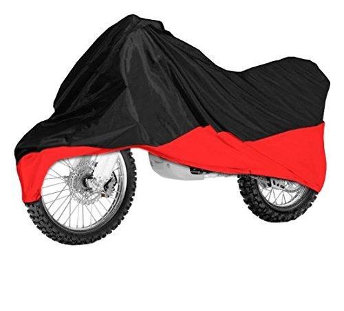 BlackRed Motorcycle Cover For Harley davidson Sportster 1200c L