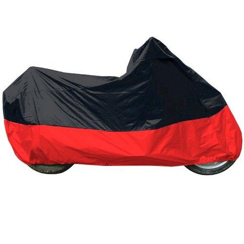 Black - Red Motorcycle Cover For Harley davidson Sportster 1200c L