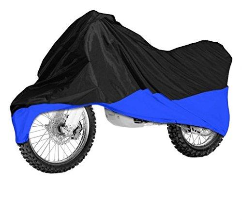 Blackblue Motorcycle Cover For Harley davidson Sportster 1200c L
