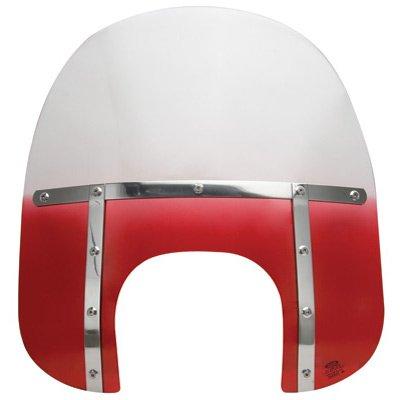 Memphis Shades Memphis Fats with Big Headlight Cutout - 15Gradient Ruby
