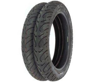 Kenda K657 Challenger Tire Set - Honda CX500CD GL500 CB550SC CB650CSC GL650 - Tires Only