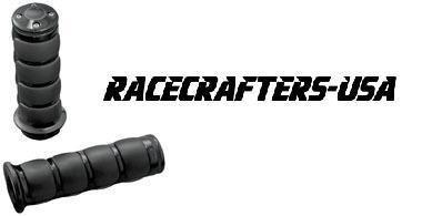 Kuryakyn ISO-Grips for Metric Cruisers - Black