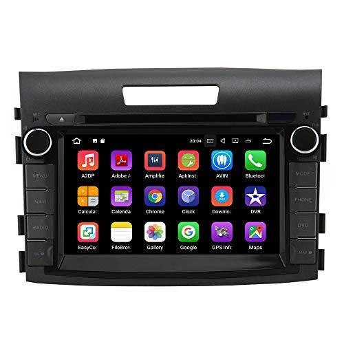 QSICISL Car Radio Stereo for Honda CRV 2012 Android 90 2 Din 2GB RAM 16GB ROM Vehicle GPS Car DVD Player 8 Inch Audio Stereo Head Unit