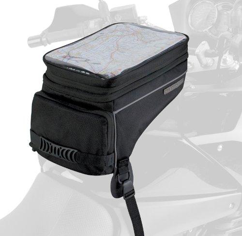 Nelson-Rigg CL-1050 Black Adventure Touring Tank Bag